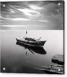 Sail To Eternity Acrylic Print by Talip Kaya