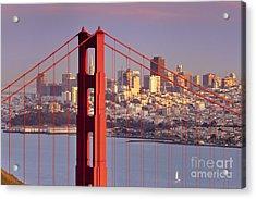 San Francisco Acrylic Print by Brian Jannsen