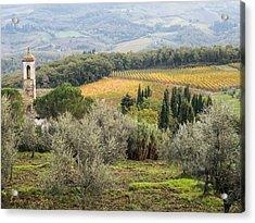 Santa Maria Novella Acrylic Print by Eggers   Photography