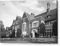 Sarah Lawrence College Westlands Acrylic Print by University Icons