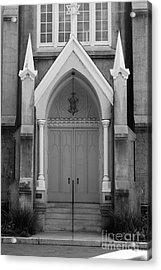 Savannah Synagogue B Acrylic Print by Jennifer Apffel