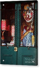 Scary Orleans Acrylic Print by John Rizzuto