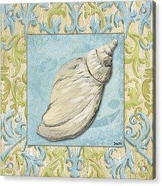 Sea Spa Bath 2 Acrylic Print by Debbie DeWitt