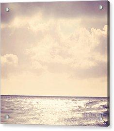 Sea Sparkle Acrylic Print by Lyn Randle