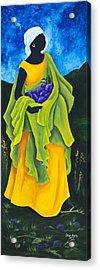 Season Cayemite Acrylic Print by Patricia Brintle