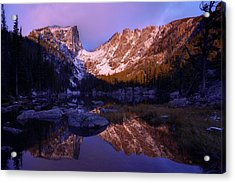 Second Light Acrylic Print by Chad Dutson