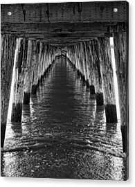 See Forever From Here Acrylic Print by Heather Applegate