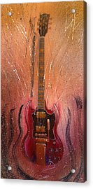 SG Acrylic Print by Andrew King