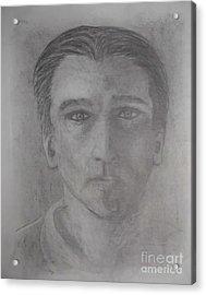 Shadows Of My Life Acrylic Print by James Eye