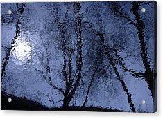 Shadows Of Reality  Acrylic Print by Steven Milner