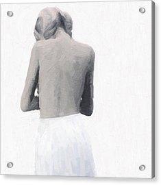 Shame Acrylic Print by Taylan Soyturk