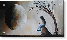 She Misses You By Shawna Erback Acrylic Print by Shawna Erback