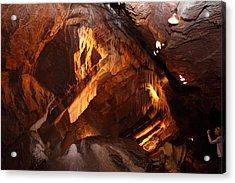 Shenandoah Caverns - 121222 Acrylic Print by DC Photographer