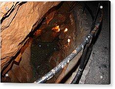 Shenandoah Caverns - 121227 Acrylic Print by DC Photographer