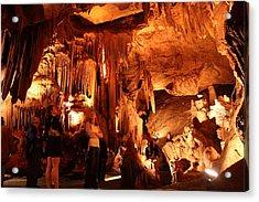 Shenandoah Caverns - 121261 Acrylic Print by DC Photographer
