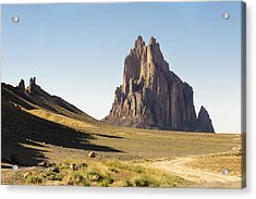 Shiprock 3 - North West New Mexico Acrylic Print by Brian Harig