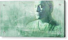 Silence Acrylic Print by Lutz Baar