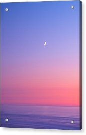 Simplistic Wonders Of The Earth Acrylic Print by Darren  White