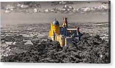 Sintra 02 Acrylic Print by Tom Uhlenberg