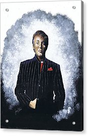 Sir Paul  Acrylic Print by Jerry Bates