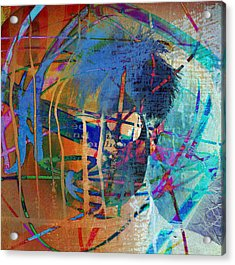 Sixteen Minutes  Acrylic Print by JC Photography and Art