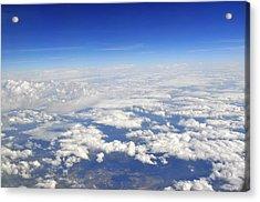 sky Acrylic Print by Brynn Ditsche