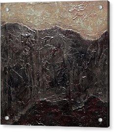 Tile No.6 Acrylic Print by Jim Ellis