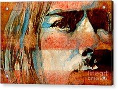Smells Like Teen Spirit Acrylic Print by Paul Lovering