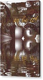 So Be It Acrylic Print by Patricia Januszkiewicz