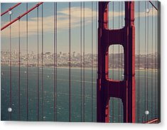 Something To Hold On To Acrylic Print by Laurie Search