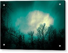 Somewhere Between Here And There Acrylic Print by Bob Orsillo