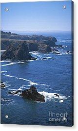 Sonoma California Acrylic Print by Chris Selby
