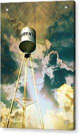 Sorento Illinois Tower Acrylic Print by Marty Koch