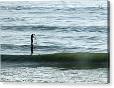 Soul Searcher Acrylic Print by Shoal Hollingsworth