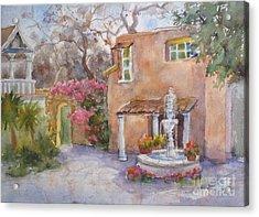 Southwest Icon Acrylic Print by Mohamed Hirji