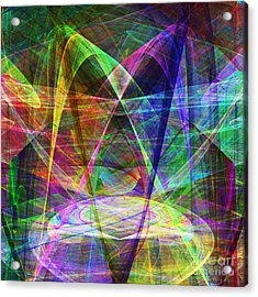 Space Odyssey 20130511 Acrylic Print by Wingsdomain Art and Photography