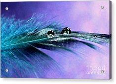 Spirit Healing Acrylic Print by Krissy Katsimbras