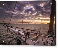 Spirit Of South Carolina Acrylic Print by Steve DuPree