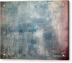 Sponged Acrylic Print by Joseph Baril