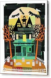 Spooks II Acrylic Print by Michael Mullan