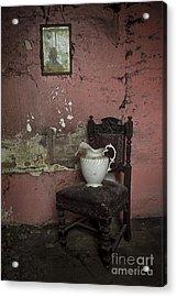 Spooky Room Acrylic Print by Svetlana Sewell