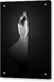 Spot Light Acrylic Print by Athala Carole Bruckner