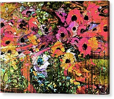 Spring Eternal Acrylic Print by Catherine Harms