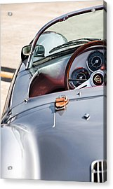 Spyder Cockpit Acrylic Print by Peter Tellone
