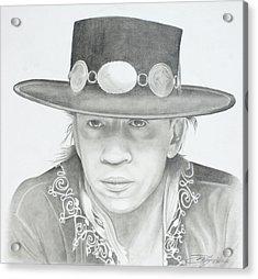 SRV Acrylic Print by Don Medina