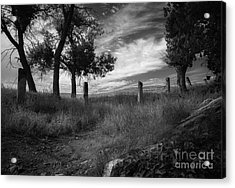 St. Jacobs Well View Acrylic Print by Fred Lassmann