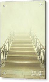 Stairway To Heaven Acrylic Print by Evelina Kremsdorf