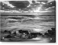 Stand So Much Closer Acrylic Print by Jon Glaser