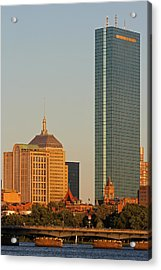 Standing Tallest Acrylic Print by Juergen Roth