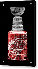 Stanley Cup 5 Acrylic Print by Andrew Fare